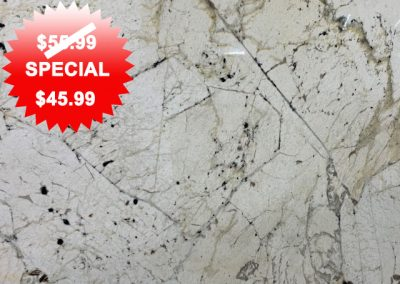 Alba White Granite